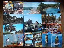 R347. Var bord de mer. Lot de 100 cartes postales neuves années 1970 environ