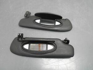 2007 07 08 Porsche Cayman S  Sun Visors #0705