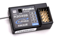 Futaba 4-Channel T-FHSS Receiver 1:10 RC Car On Road R304SB FREE SHIPPING