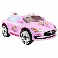 Rigo Disney Kids Ride-on Electric Car - Pink
