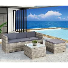 Gartenmöbel Polyrattan Lounge Rattan Sitzgruppe Gartenset Rattanmöbel ArtLife®