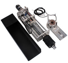 Flame Plasma 200mm Stroke Z-axis Torch Lifter+Anti-collision Clamp For CNC THC