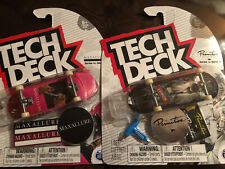 Tech Deck - Fingerboard Series 12 Rare Lot Of 2~ Free Shipping!