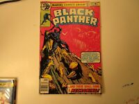 1978 BLACK PANTHER # 13 IN VERY FINE + CONDITION, WITH  KIBER THE CRUEL