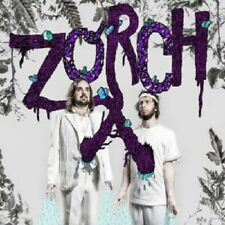 ZORCH - ZZOORRCCHH  CD  9 TRACKS INDEPENDENT ROCK  NEU