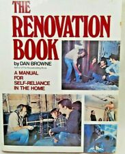 Vintage-Collectible-Home Improvement & Repair-The Renovation Book by Dan Browne