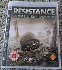 RESISTANCE- FALL OF MAN- PS3