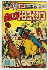 Billy the Kid #147 (1982 Charlton Comics) * PRINTING ERROR.