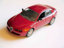 Alfa Romeo 159 Limousine saloon in rot rouge rosso roja red, Norev in 1:43