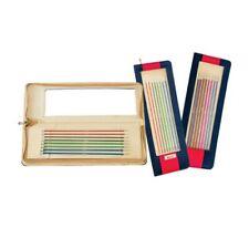KnitPro Zing Set Straight Single Point Knitting Needles Set Aluminium 25 cm