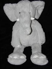 EDWARD ELEPHANT SOFT TOY GREY COMFORTER DOUDOU JELLYCAT THE LITTLE WHITE COMPANY