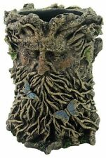 Treebeard Greenman Pen and Pencil Holder (3116) NEW in Box 6 Inches High