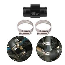 Motorcycle Water Temp Temperature Joint Pipe Hose Sensor Gauge Adapter 22mm EB