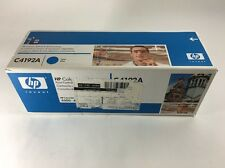 C4192A HP LaserJet Cyan 92A OEM GENUINE NEW