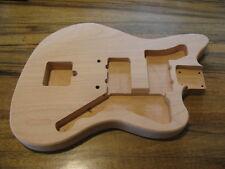 Saylor Guitars Unfinished Oregon Red Alder Jazzmaster Style Body 4# 8 oz
