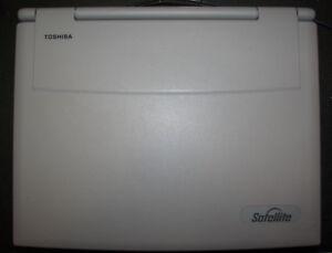 TOSHIBA Satelite S  310 CDS - Programmier Laptop