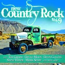 CD New Country Rock Volume 9 von Various Artists