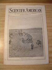 SA-11/23 1912-Bagdad Railroad-Flying Boat Races-Hopi Indian Cotton-Submarines