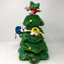 M&M Animated Singing Christmas Tree Plush See Video