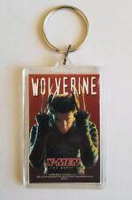 X-Men Wolverine Official Marvel Keychain Keyring NEW 2000