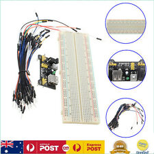 Mb-102 830 Point Solderless Prototype PCB Breadboard 65 bread board jumping line