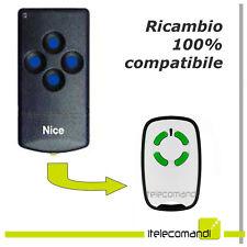 RADIOCOMANDO TELECOMANDO COMPATIBILE NICE S4 S4M 306