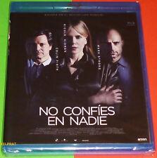 NO CONFIES EN NADIE / BEFORE I GO TO SLEEP Bluray Area B - English Español -Prec