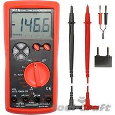 YATO Professional elettrico DIGITAL MULTIMETER AUTO RANGE TRUE RMS (yt-73089)