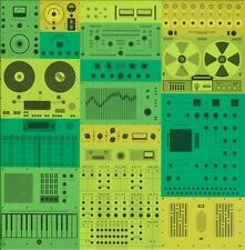 MR. CHOP Switched On CD funky moog instrumentals