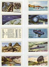 Full Set, Coopers, Mysteries & Wonders o/t World, 1st Series 1961 EX (Gl255-361)
