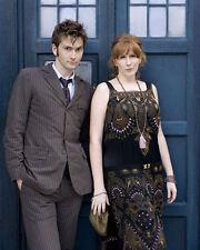 David Tennant & Catherine Tate (38639) 8x10 Photo