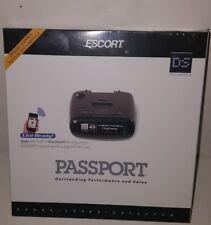 Escort Passport Radar Detector with Built-in Bluetooth for Escort Live