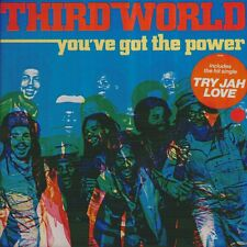 "THIRD WORLD "" YOU' VE GOT THE POWER "" LP NUOVO"