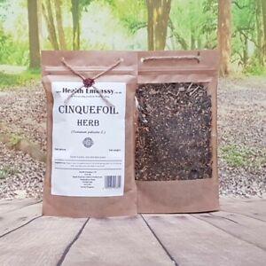 Cinquefoil Herb (Comarum Palustre Herba) Health Embassy 100% Natural