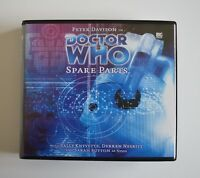 Doctor Who: Spare Parts - by Marc Platt - Big Finish Audiobook - 2CDs