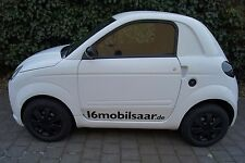 "Microcar DUÈ 3 Initial  ""16mobilsaar"" NEUFAHRZEUG (wahlweise 25 KM/H)"