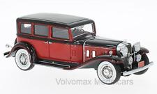 wonderful modelcar STUTZ SV-16 SEDAN 1933 - darked/black  - scale  1/43 - lim.ed