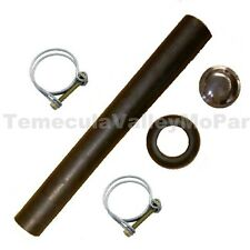 1941-1949 Plymouth Dodge Desoto Chrysler Fuel Grommet - Cap - Filler Hose Set
