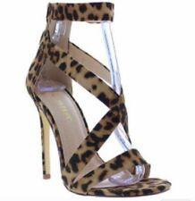 Liliana Women's Leopard High Heels