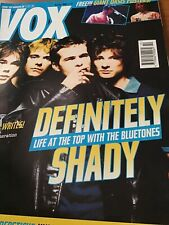 VOX October 1996 - Bluetones Cover