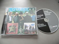 *NEW* LONESTAR LONE STAR : CRAZY NIGHTS AND LONESTAR CD 2 ALBUMS ON 1 CD 21 TRKS