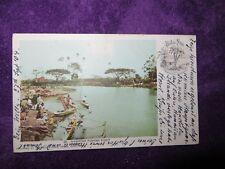 Hawaii , alte Ansichtskarte von 1898--gelaufen 1904-Honolulu Oahu