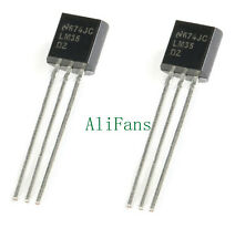 1PCS LM35DZ LM35 TO-92 NSC TEMPERATURE SENSOR IC Inductor NEW