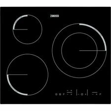 Placa de inducción de cocina Zanussi 6 zonas de cocción