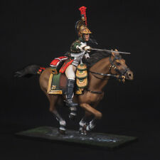 Tin soldier, Unter-officer Dragoon of the Imperial Guard, 54 mm