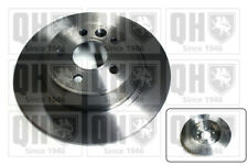 FORD MONDEO Mk4 2x Brake Discs (Pair) Solid Rear 1.6 1.6D 07 to 15 302mm Set QH