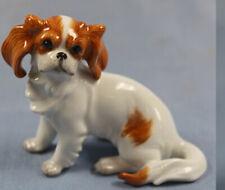 Japan Chin pekinese Figur Hund hundefigur augarten wien Porzellanfigur b