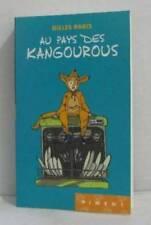 Livre -  Gilles Paris - Au pays des kangourous X