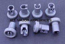 GENUINE,DISHLEX,ELECTROLUX DISHWASHER UPPER/TOP BASKET WHEELS p/n : 50286967-00