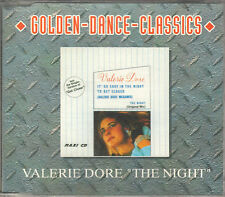 Valerie DORE CD-Single The Night/Get Closer